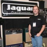 Jaguar Amplification – San Diego, CA – www.jaguaramplification.com Henry Clift gave me the rundown on these amazing amps – hand-wired point-to-point with premium components and encased in 13-ply birch cabinets. […]