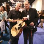 "This is the first truly portable full-size acoustic guitar . . . Plays good, sounds good, looks good and now travels good. One of those ""why didn't anyone else think of that?"" products. It folds in half and opens in tune! No more need to..."