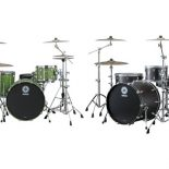 "Rock Tour Drum Kit Looks Good While it Takes a Pounding — 02/12/2010 BUENA PARK, Calif.—Yamaha Drums introduces the new Rock Tour drum set, designed from the ground up to appeal to rock drummers looking for affordable, high-quality drums with an edgy look. ""Yamaha drums..."