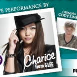 Charice at The Grove LA on Nov 21 with David Archuleta and Jesse McCartney It's the best of holidays again in Southern California! And Charice will bring another Yuletide Cheer […]