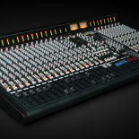 Allen & Heath has unveiled the GS-R24, a high quality analogue console combined with a choice of interface modules, motorised faders for automated mixing, and MIDI controllers for tactile interfacing […]