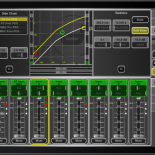 Control your iLive MixRack over a wireless network with the Allen & Heath MixPad app.
