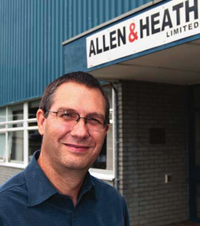 Allen & Heath MD, Glenn Rogers