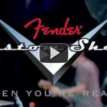 "Fender's ""Dream Factory"" introduces new striking Time Machine, Pro and Custom Deluxe models The world-famous Fender Custom Shop in Corona, Calif.,produces the best of Fender's best, and 2011 will see […]"