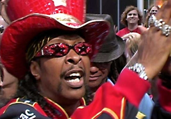 Bootsy Collins NAMM 2011