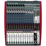 "16-Channel Mixer Features Maximum Clarity at an Affordable Price The new BEHRINGER XENYX UFX1604 boasts a stellar feature set that includes premium-grade XENYX mic preamps, ""one-knob"" compressors, British EQs and […]"