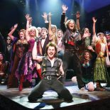 Hit new musical comedy featuring arena-rock anthems and power ballads of the 80s.