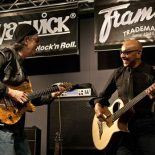 Warwick Booth, Frankfurt - April 6, 2011 Star-studded endorser stage performances and highly popular new products ensured the Warwick/ Framus booth was the hub of Hall 4.1, if not the entire Musikmesse, on day one. John B Williams and Mordy Ferber kicked-off the proceedings with...
