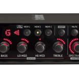 (Aarhus, Denmark, April 5, 2011) RH750 continues TC Electronic's Bass Amp 2.0 quest of bringing a whole new set of features to bass players. RH750 captures the essence of this new revolutionary concept with a built-in chromatic tuner, three presets and jaw-dropping tone shaping abilities...