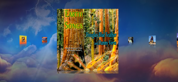 Douglas Blue Feather earth songs