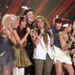 Songs. X Factor Singer First group ever to take home the crown - Jesy Nelson, Perrie Edwards, Leigh-Anne Pinnock and Jade Thirlwall beat fellow finalist Marcus Collins to take home the crown after a series of stunning performances on the final show. But controversy brews over judging and song selection.