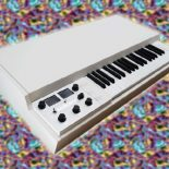 Same styling, same keyboard - the M4000 Digital Mellotron is a 24-bit digital, uncompressed audio playback unit with 100 Mellotron and Chamberlin sounds.