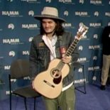 The guitar was unveiled by Dick Boak and John Mayer at a special press conference at NAMM 2012 In special collaboration with seven-time Grammy Award winning singer/songwriter/guitarist John Mayer, C. F. Martin & Co. is pleased to introduce a very special premium guitar — 00-45SC John...