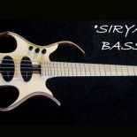 "Paul Lairat, French Luthier, is pleased to present the ""SIRYA"" bass. Available in 4 and 5 string models it makes its debut at NAMM 2012 and MikesGig.com will be there to check it out."