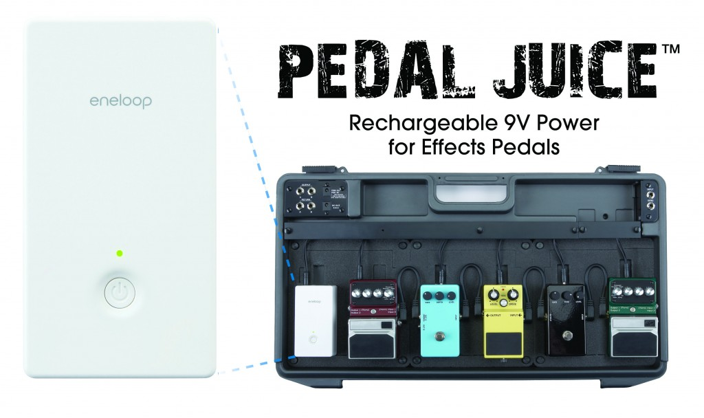 pedal juice in suitcase
