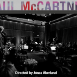 Paul McCartney performed live at Capitol Studio's Hollywood, California at a groundbreaking concert event netcast on Apple iTunes with Joe Walsh, Diana Krall.
