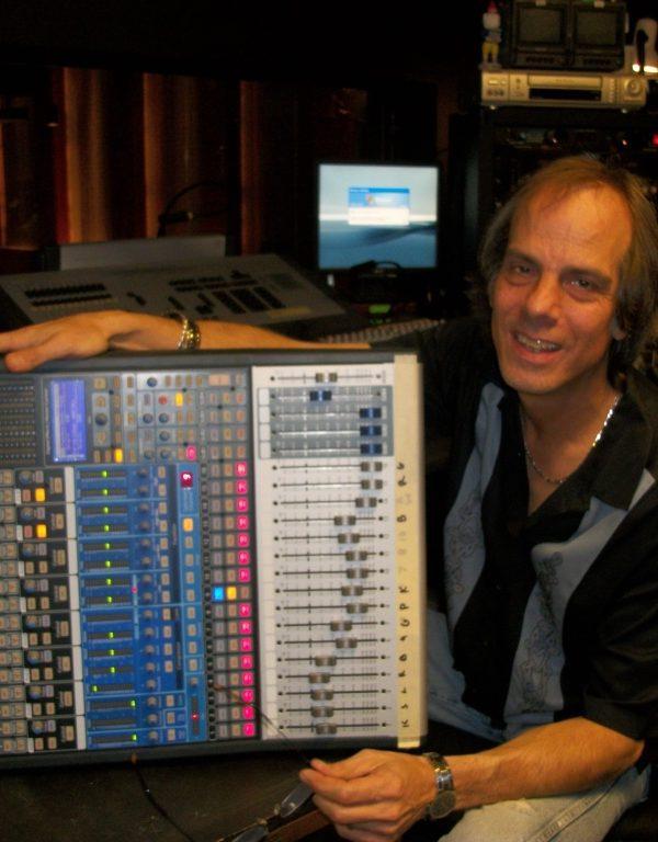 Production Manager Anthony Ezzo