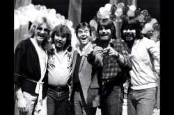 With 3 Dog Night in 1973
