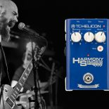 Surveys show that up to 75% of all guitarists also sing, and with Harmony Singer TC-Helicon brings to market a vocal stomp box that fits the needs of every singing guitarist out there looking for production-quality Harmony, Reverb and Tone in one easy-to-use pedal.