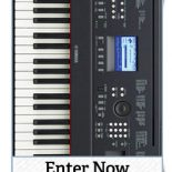 "Enter today for a chance to win a new DGX-650 Digital Piano and the complete Hal Leonard® ""You Are The Artist"" library! Already entered? You can still earn bonus entries […]"