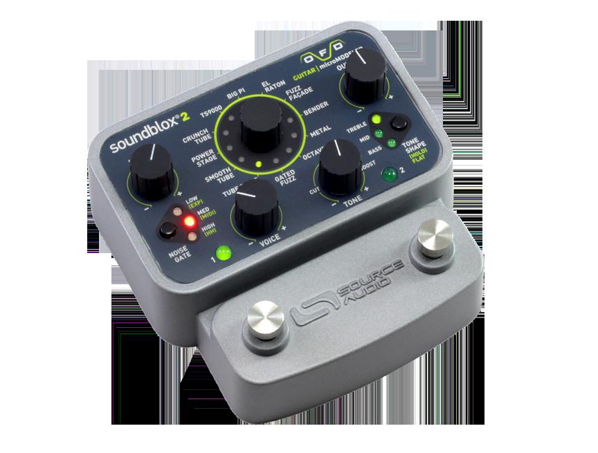 Soundblox 2 OFD Guitar microModeler
