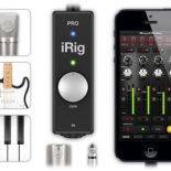 iRig PRO allows professional recording musicians to connect microphones, guitars, line instruments or MIDI devices on the go IK Multimedia, the global leader in mobile music-creation apps and accessories, is […]