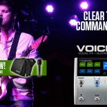 TC-Helicon is proud to present VoiceLive 3 – their new flagship vocal processor and the ultimate 3-in-1 professional performance system for vocals, guitar and looping. Since its 2004 launch, the […]