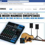 Enter today for your chance to be one of the first in the U.S. to own a new MG Series mixer in the MG MIXER MADNESS SWEEPSTAKES! We'll be giving […]