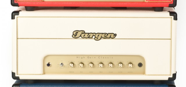 Ben Fargen, founder of Fargen Amplification in Sacramento, California has created a demonstration video in response to consumer requests. After the initial launch of the High Gain Anniversary amps at […]