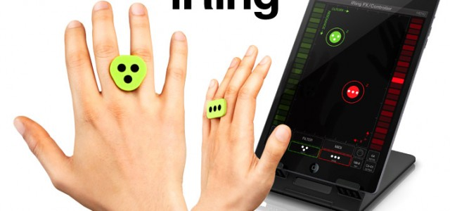 IK Multimedia pioneers affordable motion-tracking technology to control music apps using iOS devices with simple hand gestures IK Multimedia, the innovator in mobile music-creation apps and accessories for iPad and […]