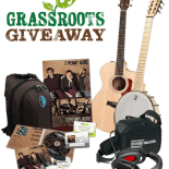 The opportunity of a lifetime is knocking. So enter the Grassroots Giveaway. It'll take you two minutes, and it could change your music career. The Grand Prize package includes products […]