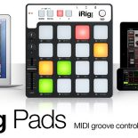 Introducing iRig Pads, a full-featured ultra-portable 16-pad MIDI groove controller for iPhone, iPad and iPod touch as well as Mac and PC An extremely versatile system, it lets you make […]
