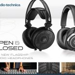 ATH-R70x PROFESSIONAL OPEN-BACK REFERENCE HEADPHONES The ATH-R70x is Audio-Technica's first pair of professional open-back reference headphones. Together with the ATH-M70x, they stand as a flagship model in A-T's professional headphone […]