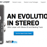 "TC Electronic announces Ditto Stereo Looper, the latest addition to their innovative line of looper pedals. Ditto Stereo Looper builds on the same ""all thrills, no frills"" philosophy as the […]"