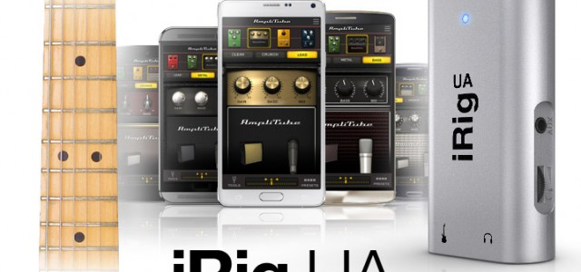 Guitar and bass players can now plug into any Android device and play with the world's best mobile guitar tone with zero latency thanks to IK's revolutionary new iRig UA […]