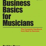 Hal Leonard Publishes Business Basics for Musicians The Complete Handbook from Start to Success There has never been a greater need for musicians to understand the music business than now, […]