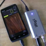 IK Multimedia iRig UA is the first universal near-zero latency guitar interface for Android devices. Android bass guitar interface.