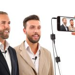 IK's new iRig Mic Lav mobile lavalier microphone delivers professional quality audio – plus the ability to monitor and use two mics to record on one device – in a […]