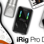 iRig Pro DUO gives guitarists, bassists, keyboard players, vocalists, producers and engineers true mobility with the first self-powered dual-channel professional mobile audio interface for iPhone, iPad, iPod touch, Android and […]