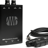 Designed for musicians and performers who demand mobility without compromising audio quality, the PreSonus® HP2 stereo personal headphone amplifier is a great choice for driving wired in-ear monitors (IEMs), as […]