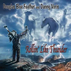 Douglas Blue Feather