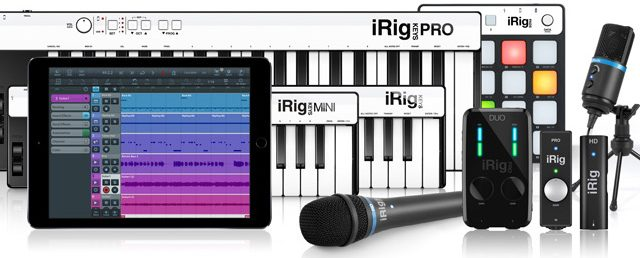 Now owners of IK's iRig digital interfaces, microphones and MIDI controllers can unlock features inside of Cubasis LE for iPad simply by plugging in their IK hardware IK Multimedia, a […]