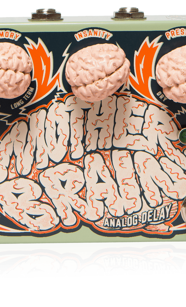 MotherBrain Analog Delay