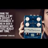 Enter to Win a Catalina Dynamic Chorus Pedal Signed by Supertramp's Carl Verheyen! A versatile analog chorus with an innovative Dynamic Expression mode, the Catalina gives you comprehensive depth control. […]