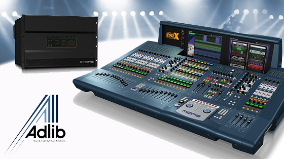 IDAS PRO X Upgrades Deliver New Era of Mixing for Adlib