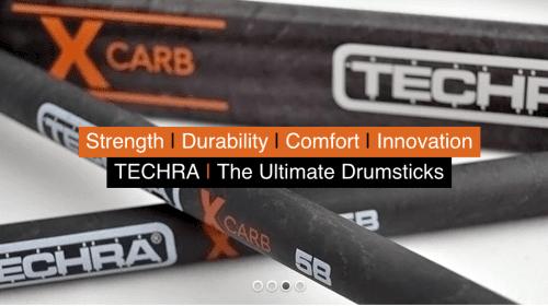 techra drum sticks