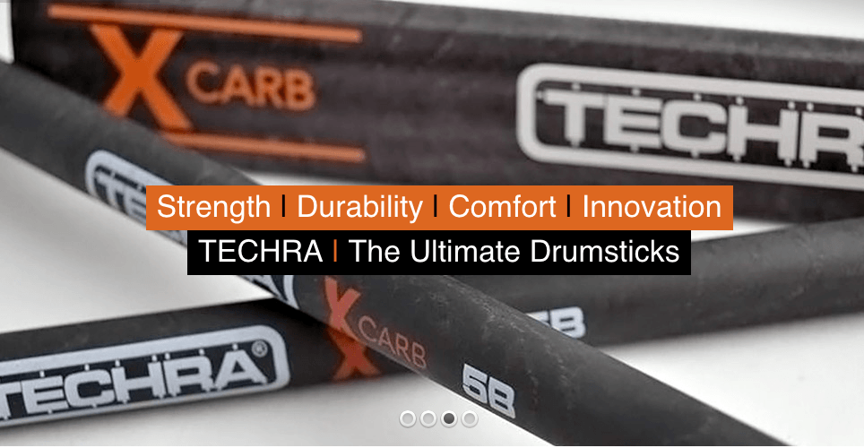 techra drum sticks