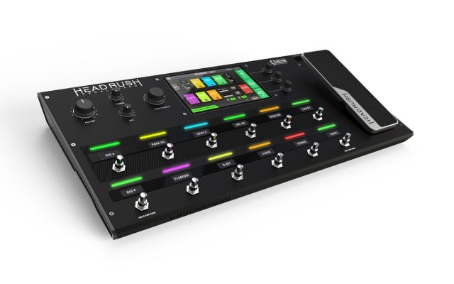 New brand releases guitar amp and FX modeling processor with first-ever interactive 7-inch touch display and quad-core DSP processing delivering unparalleled ease-of-use and tonal flexibility HeadRush, an innovative new manufacturer […]