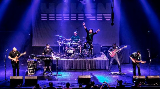 Haken is a London-based progressive metal band formed in 2007. They have been a force in the prog-rock world since the release of their third album, The Mountain, in 2013, […]
