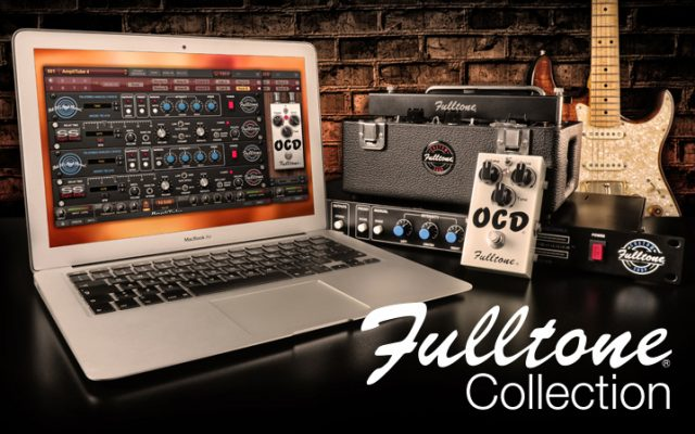 A collaboration with the legendary Californian boutique sound manufacturer unveiled IK Multimedia is proud to present the new Fulltone® Collection for AmpliTube for Mac/PC, which offers guitarists and all musicians […]